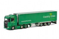 WSI Country Crest Scania S Normal CS20N Reefer Trailer Carrier